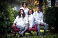 Tonda Carter Family Portraits